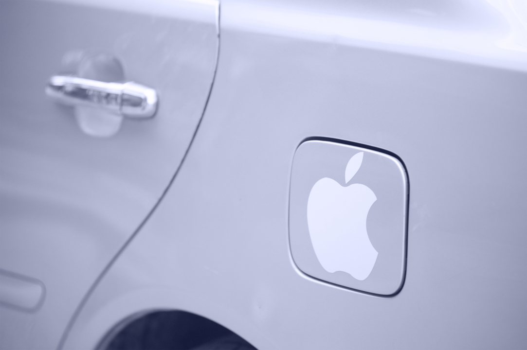 Appleは車に興味津々? プライバシーウィンドウやサイドミラー特許が判明