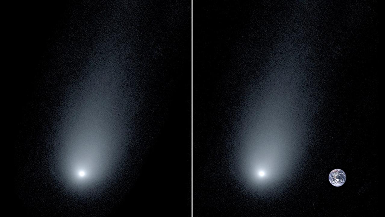 オウムアムアとは全く違う。恒星間天体ボリソフ彗星の新しい画像が届きました