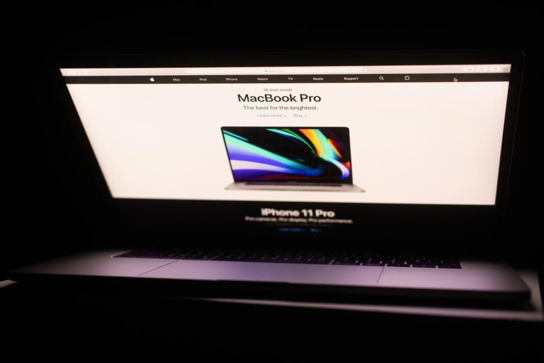 Face ID搭載のMacBook Pro、来年に登場するかも。...16インチは?