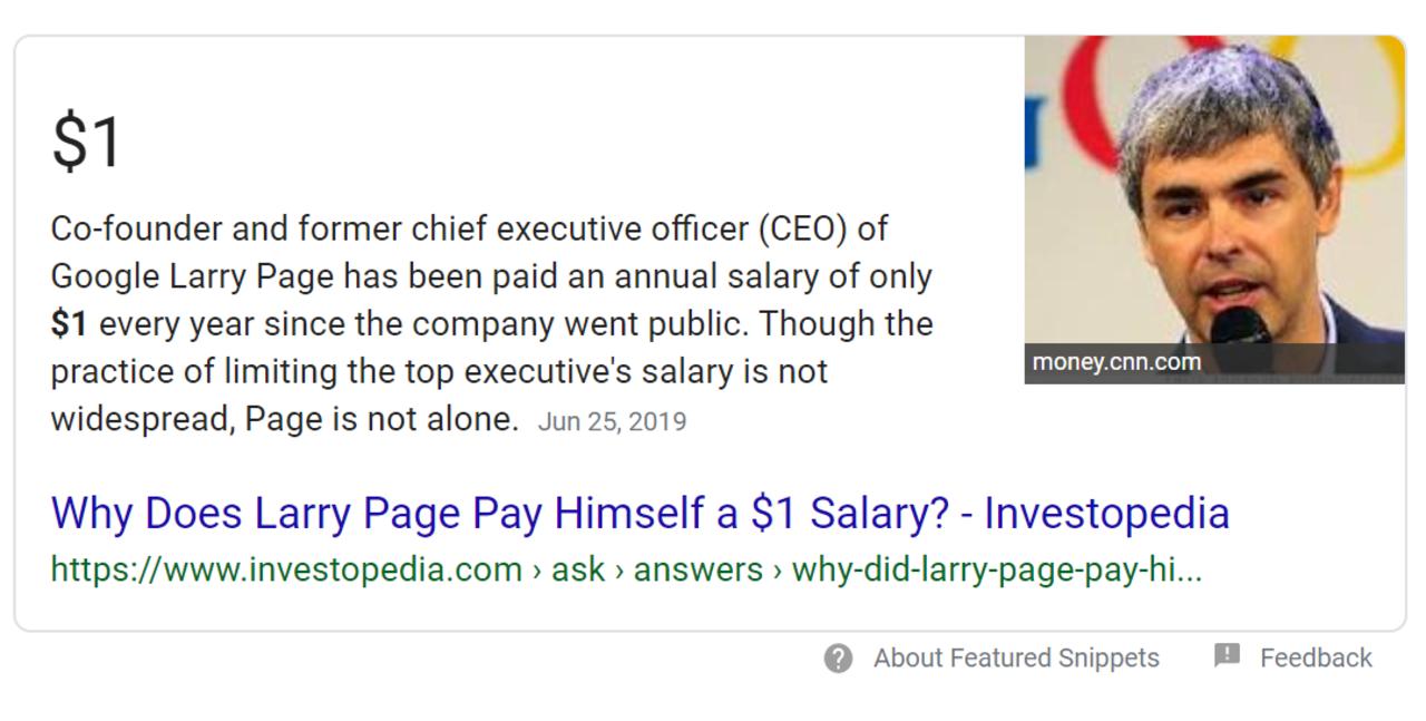 Google共同創業者が揃ってAlphabet辞任。後任サンダーCEOの年俸はもしやこれ?