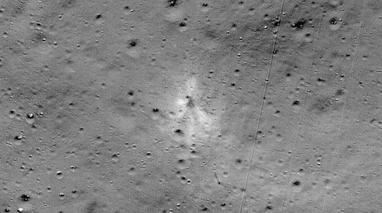 アマチュア宇宙愛好家、月面に激突したインドの着陸船の捜索でNASAに貢献