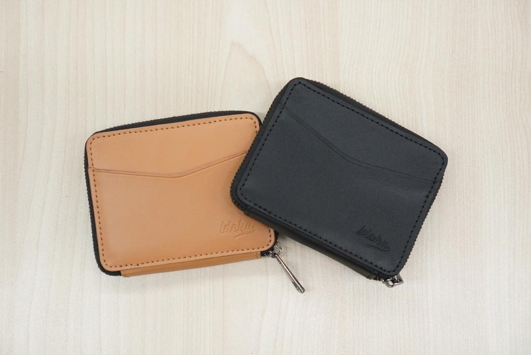そろそろミニ財布 !? 小さなボディで収納力抜群の「Ideka Premium Zipper Wallet」を使ってみた