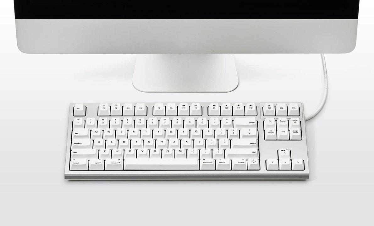 みんな待ってたMac用の最強キーボード!REALFORCE for Macのテンキーレス版&英配列版がついに来る!
