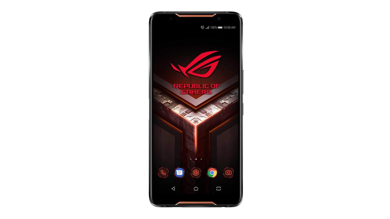 【Amazonサイバーマンデー】「ASUS ROG Phone」が5万9800円。90Hz、応答速度1msのゲーミングスマホ、ゲーマーなら悩むよね?
