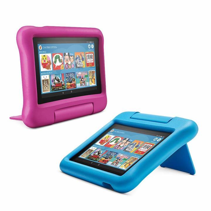【Amazonサイバーマンデーセール速報】Kindleのキッズモデルがついにセールに!...え? 2台セット?