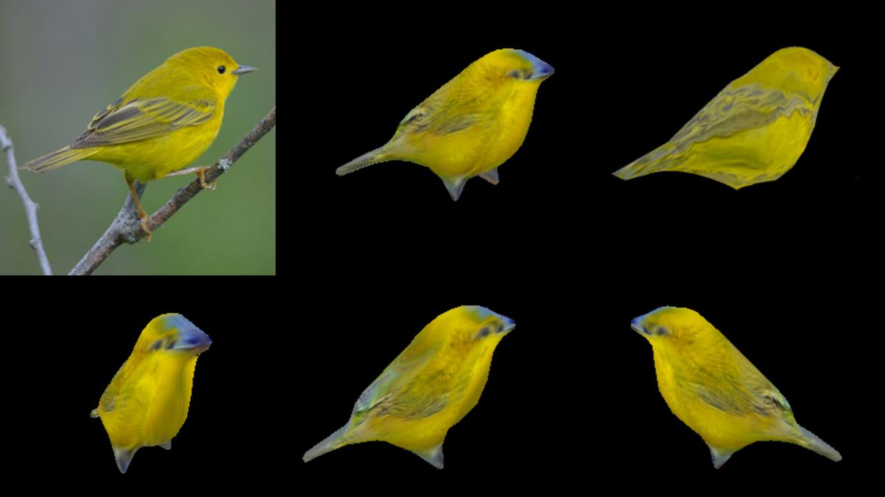 NVIDIA、2D画像から3Dモデルを作るAIを開発