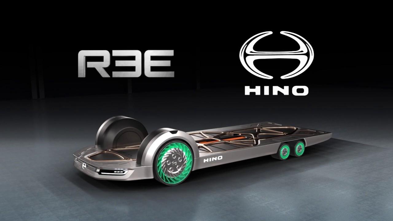 イスラエルのスタートアップ企業、日野自動車とインホイール・モーターを共同開発
