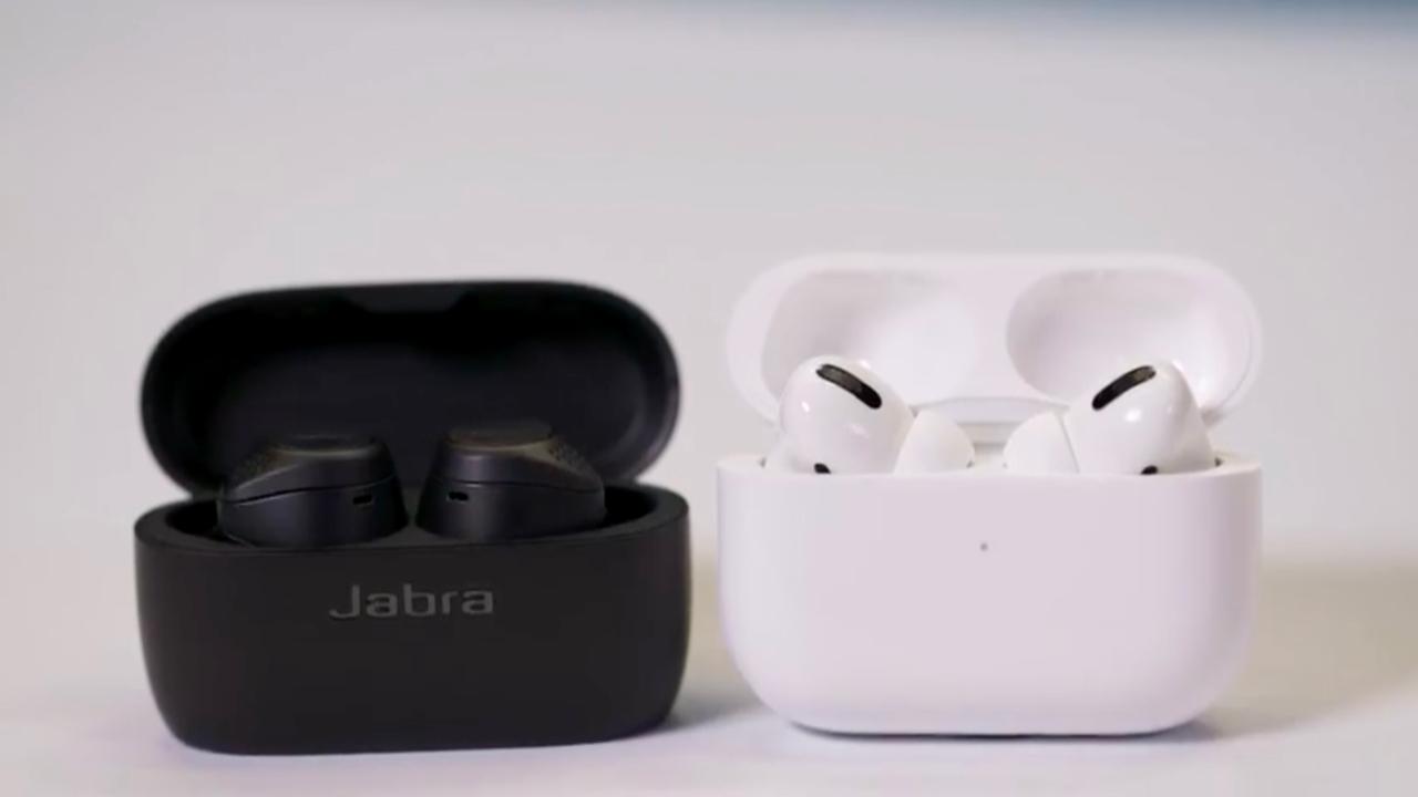 最新ワイヤレスイヤフォン対決。AirPods ProとJabra Elite 75tを比較してみた