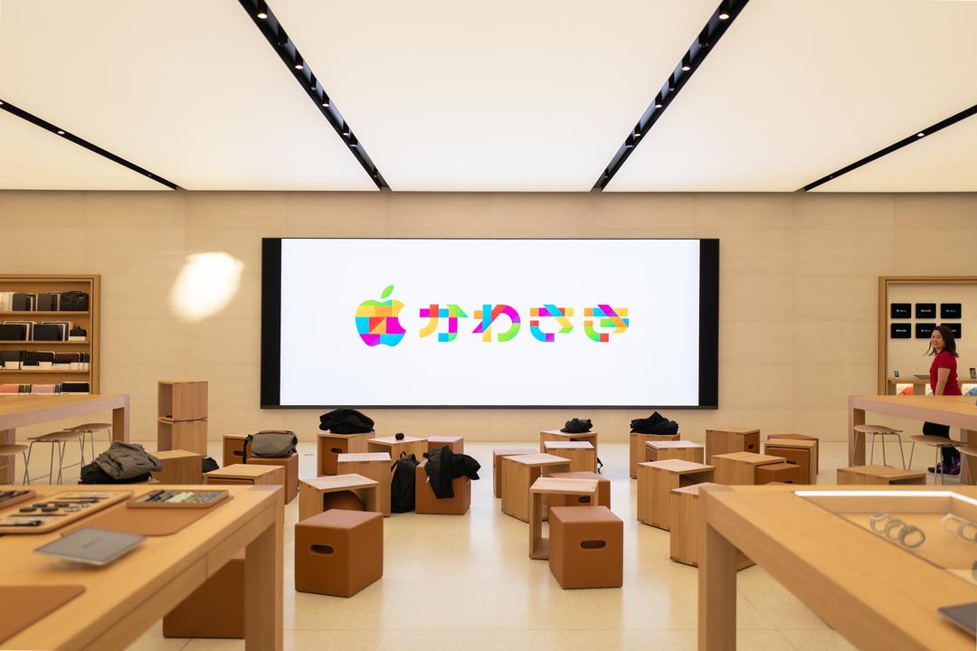 【明日オープン】一足先に「Apple 川崎」へ行って来ました。ちなみにMac Proはなかった