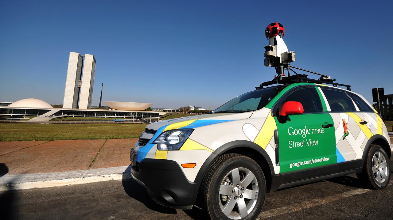 地球ぐるぐる400周ぶん。Googleストリートビューが約1600万キロに到達