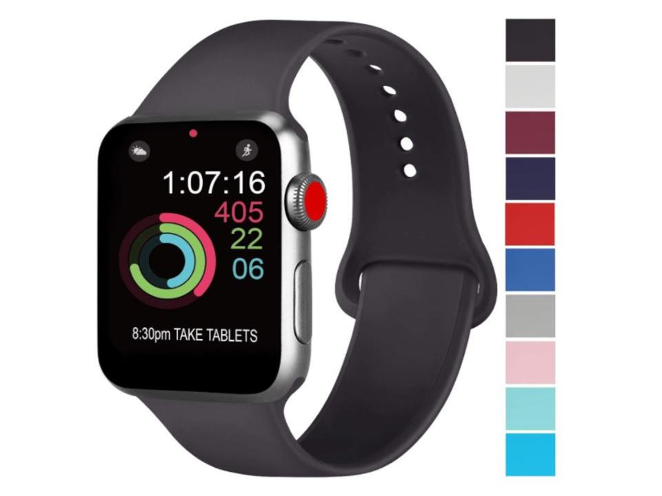 【きょうのセール情報】Amazonタイムセールで、700円台のApple Watch専用シリコンバンドやジェルタイプのカビ取りスプレーがお買い得に