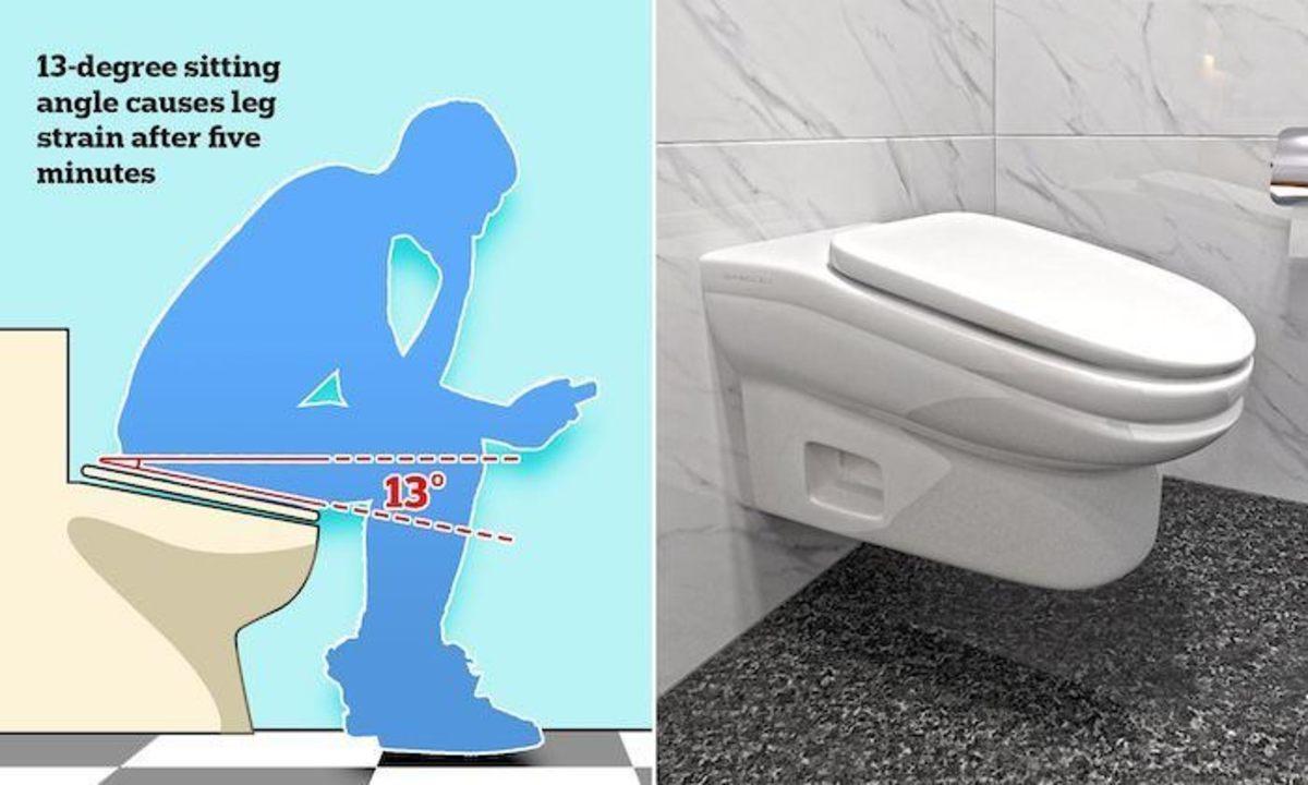 悪魔の発明? 会社トイレのスマホ時間を減らす特許