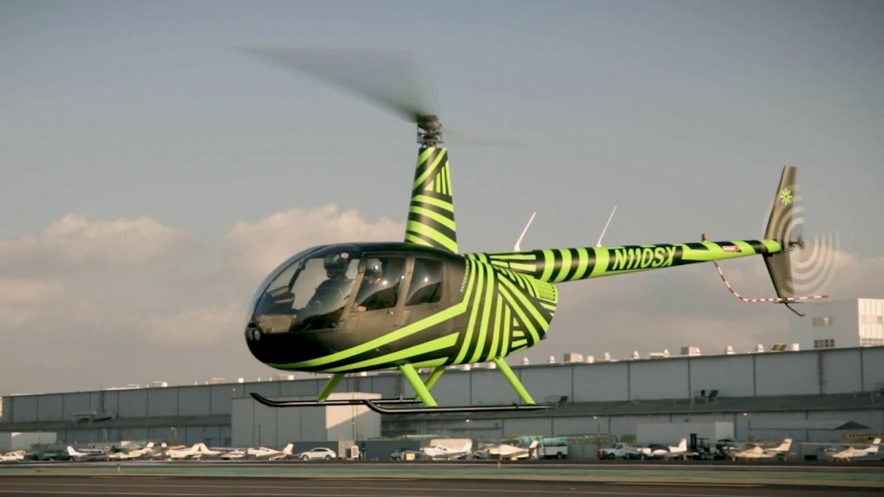 スタートアップ企業Skyryseが作るヘリコプター自動運転システム