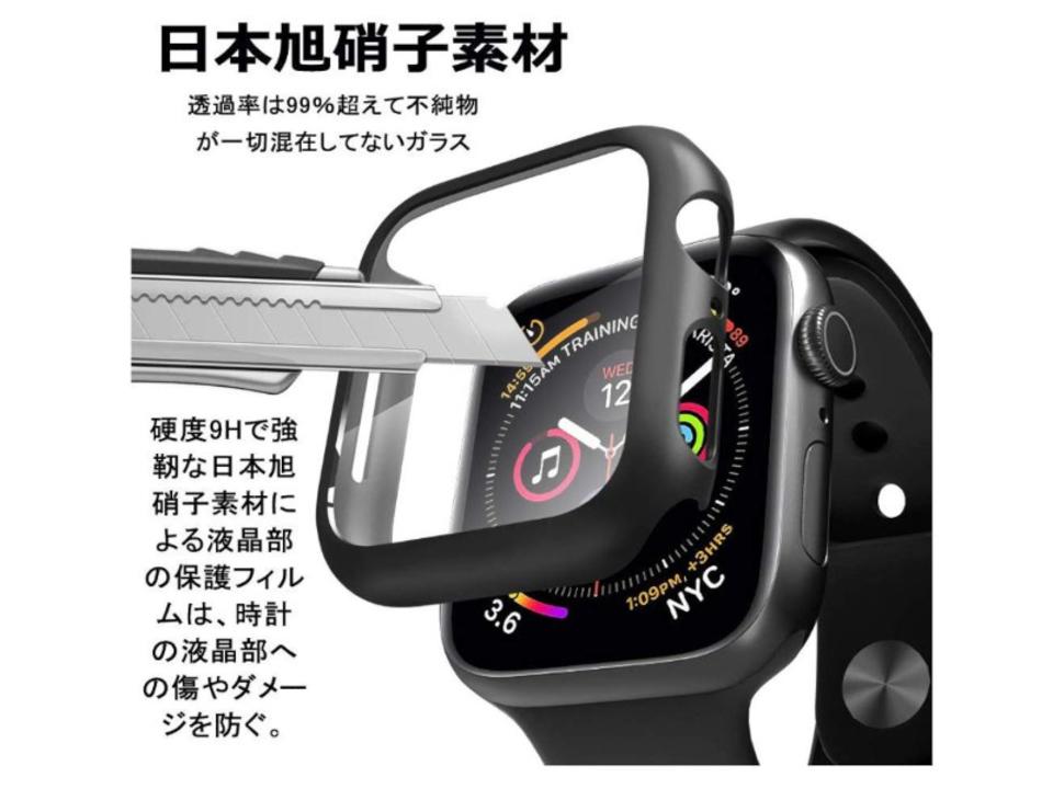 【きょうのセール情報】Amazonタイムセールで、1,000円台のApple Watch保護カバー2個セットやドラム式洗濯機用ゴミとりフィルター54枚入りがお買い得に