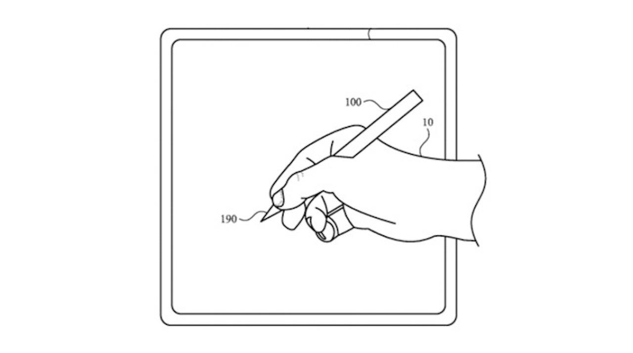 将来のApple Pencil、振動でより紙っぽい書き心地が実現できるかも?