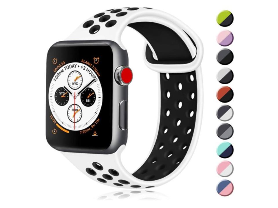 【きょうのセール情報】Amazonタイムセールで、700円台のApple Watch用シリコンバンドや1,000円台のしっかり固定できるアルミ製PCスタンドがお買い得に