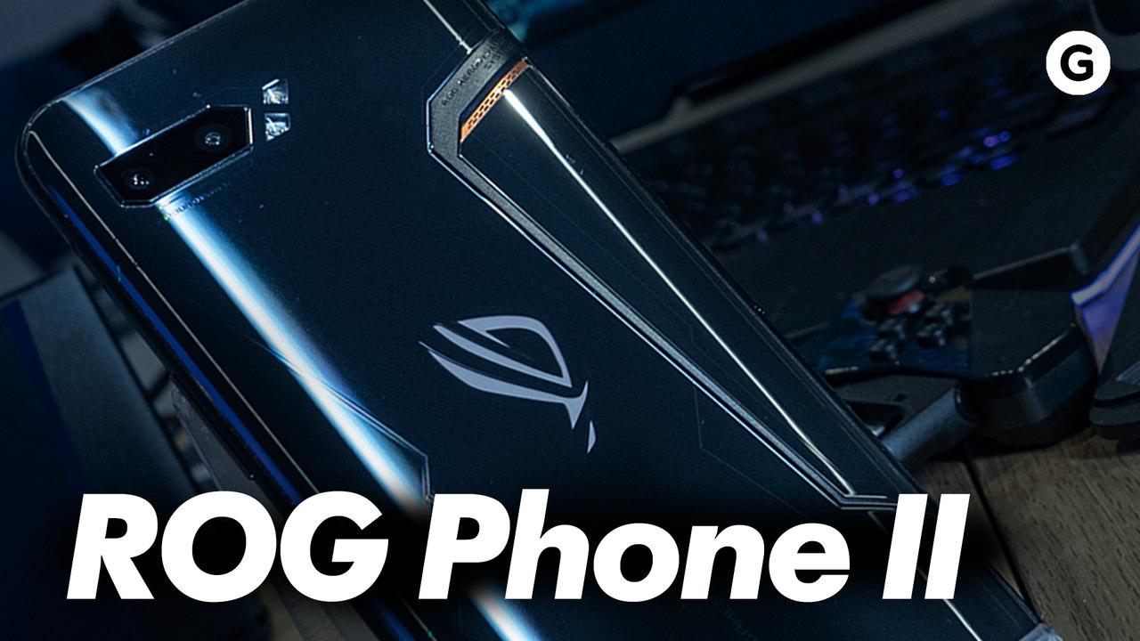 ROG Phone II レビュー:スマホ最高峰に、ありがとう