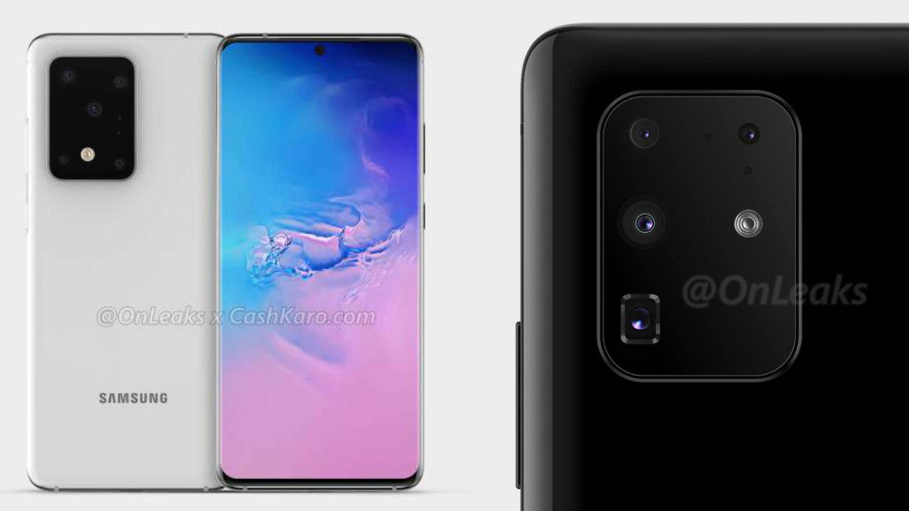 Samsung Galaxy S11、カメラの数は4つで決着?