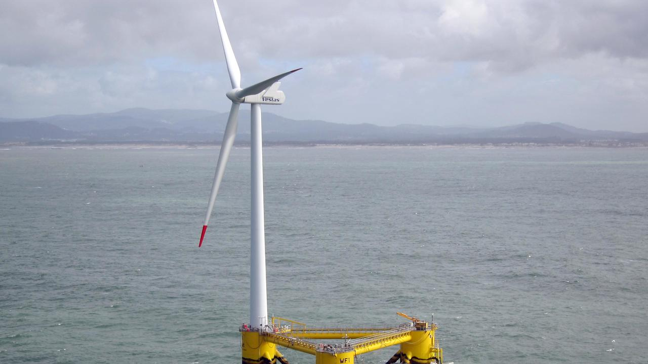 世界最大の洋上風力発電所、大晦日からポルトガルで稼働開始