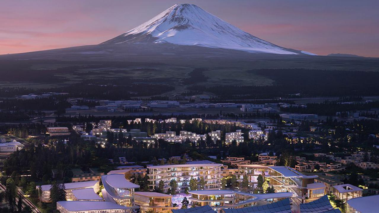 トヨタ、あらゆるモノやサービスが繋がる実証都市「コネクティッド・シティ」を計画 #CES2020