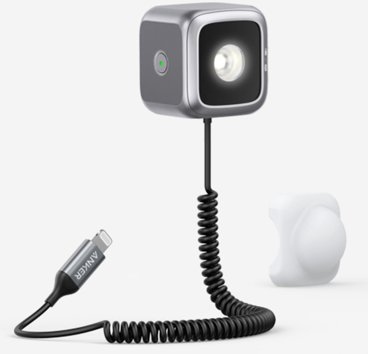 AnkerのiPhone 11 向けLEDフラッシュはMFi認証取得品