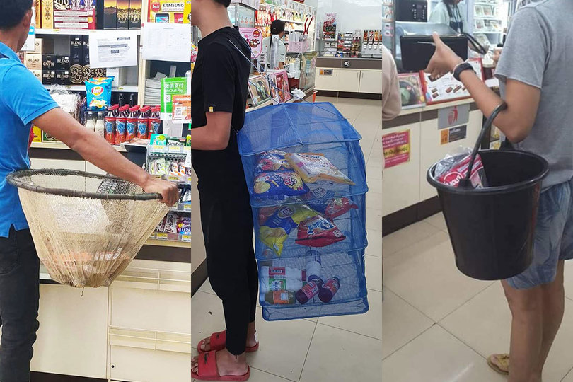 真のエコロジーにバッグはいらぬ。ポリ袋が禁止されたタイのエコバッグ?事情