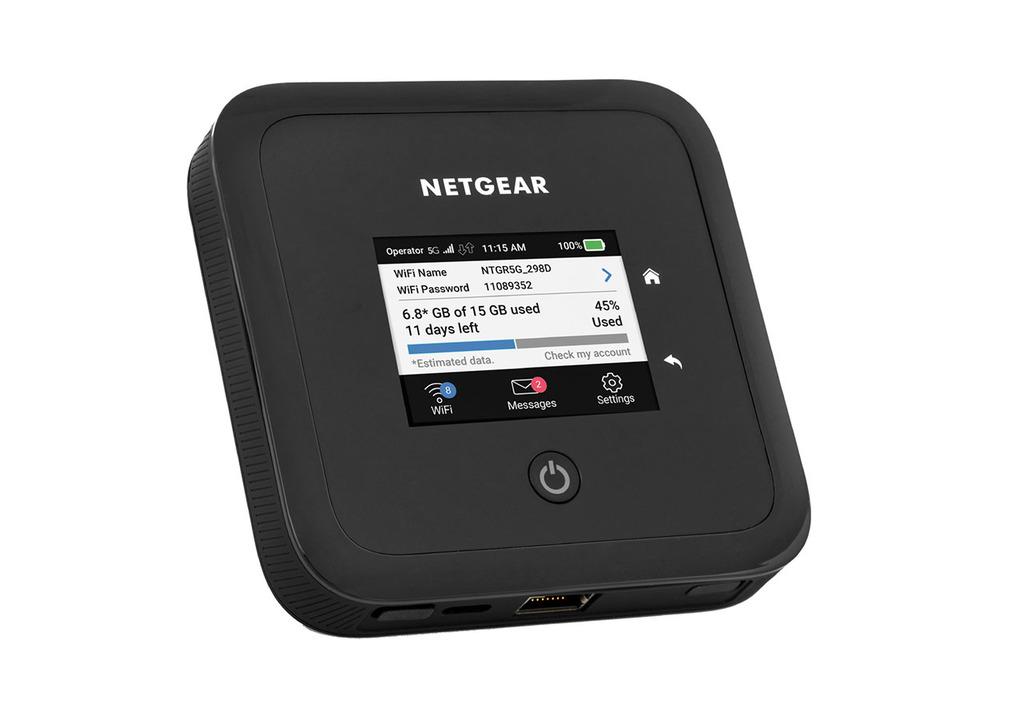5G&Wi-Fi 6対応のモバイルルーター、これさえあれば自宅はまるっとOK #CES2020