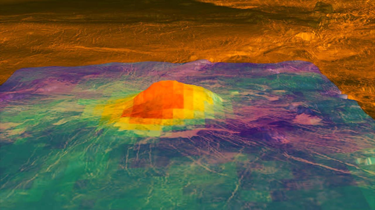 金星に活火山があるんだって!? 科学者チームが証拠を発見したらしい