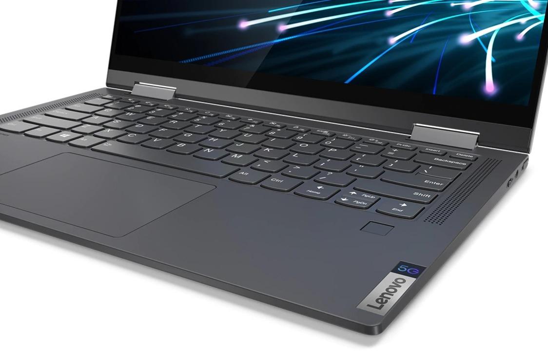 5G対応&ARM!2020年らしい端末Lenovoの新ラップトップ「Yoga 5G」 #CES2020