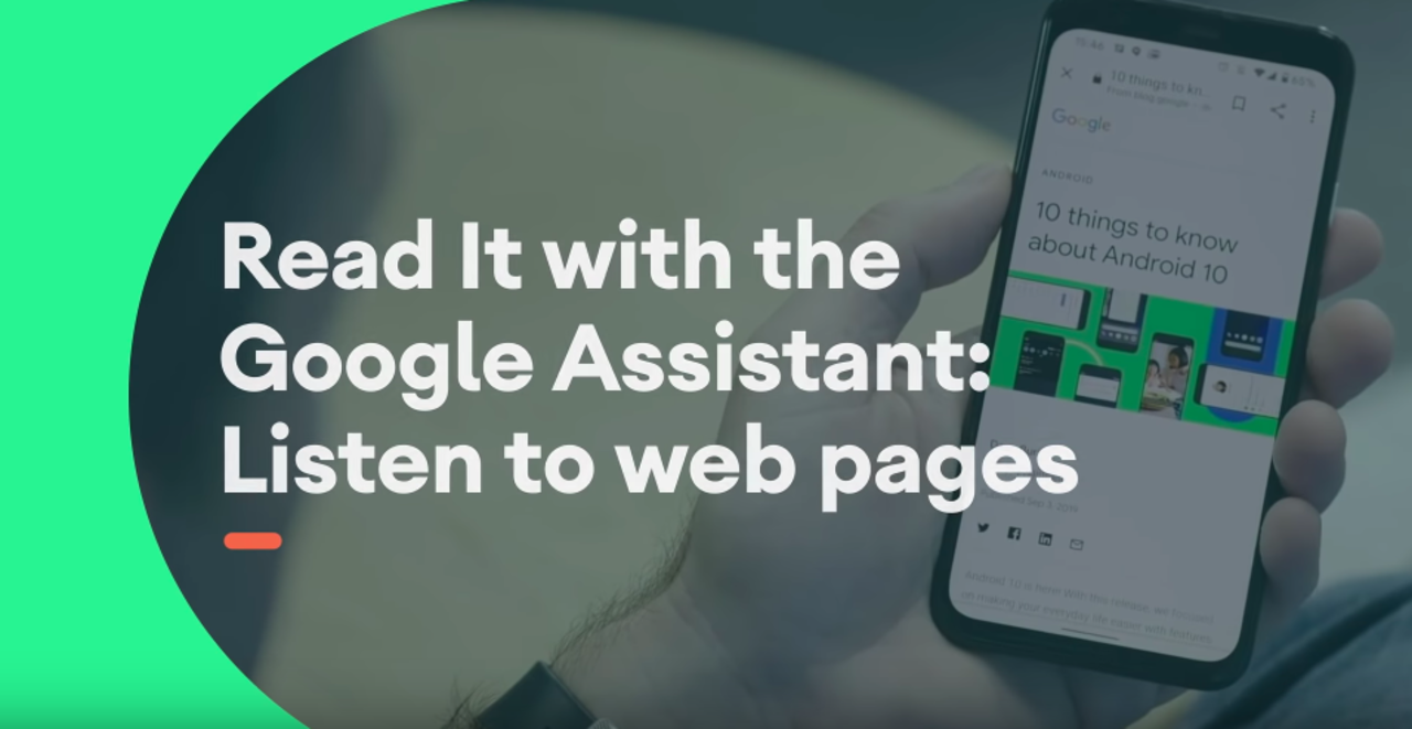 Googleアシスタントが、42言語で読みあげ対応。Googleさんは音声系が強い! #CES2020