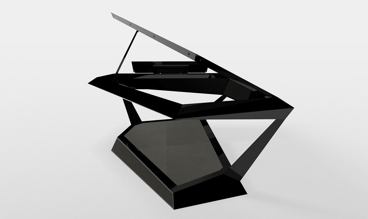 重厚ながらも重力から解き放たれたような、グランドデジタルピアノ #CES2020