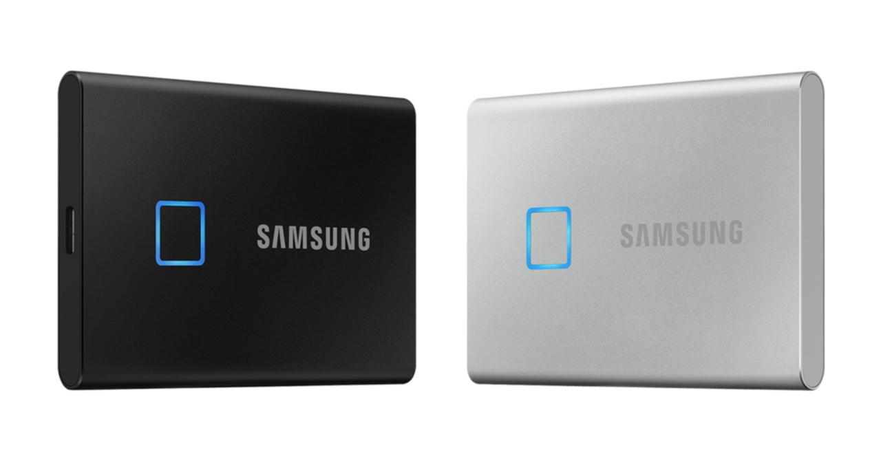 わかってるじゃん、サムスン。小型SSDの新モデルは指紋認証で1,050MB/sの高速仕様 #CES2020