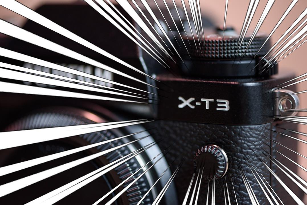 X-T4はボディ内手ブレ補正の搭載が濃厚っぽいぞー!