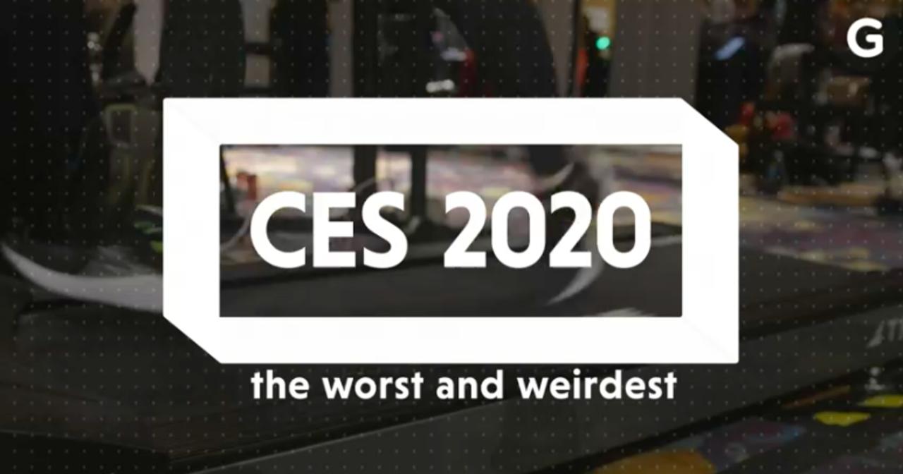 米ギズが選ぶ「CES2020で最高に珍妙/最悪だったもの」 #CES2020