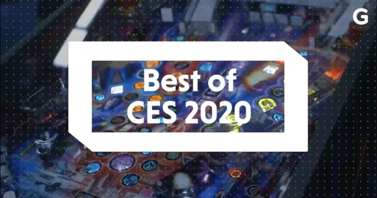 米Gizmodoが選ぶ「CES2020ベストガジェット」 #CES2020