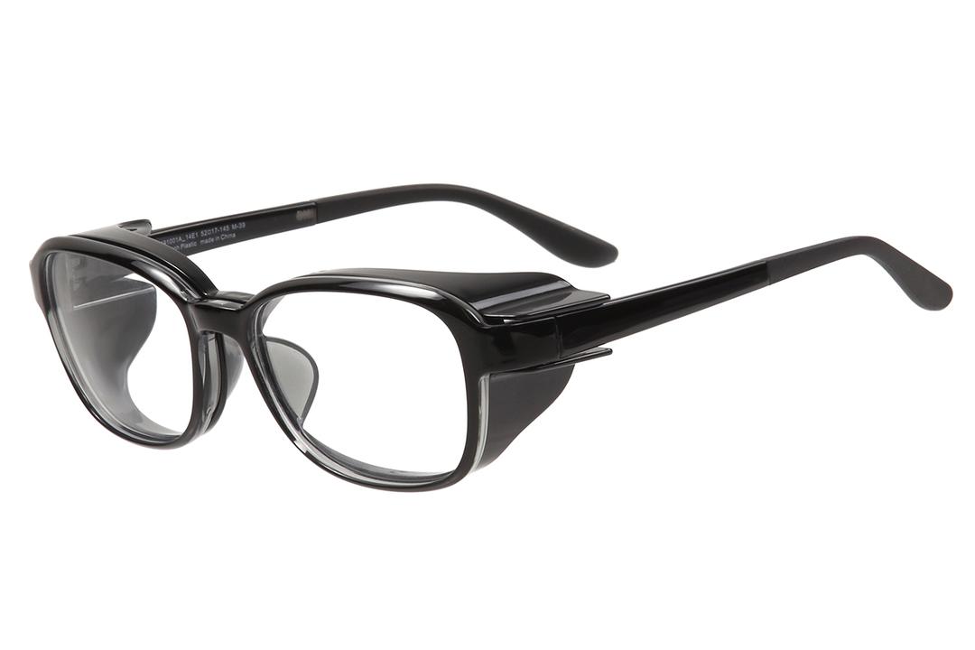 Zoffから、視界を遮って集中力をアップさせるメガネが。ヒントは…馬?