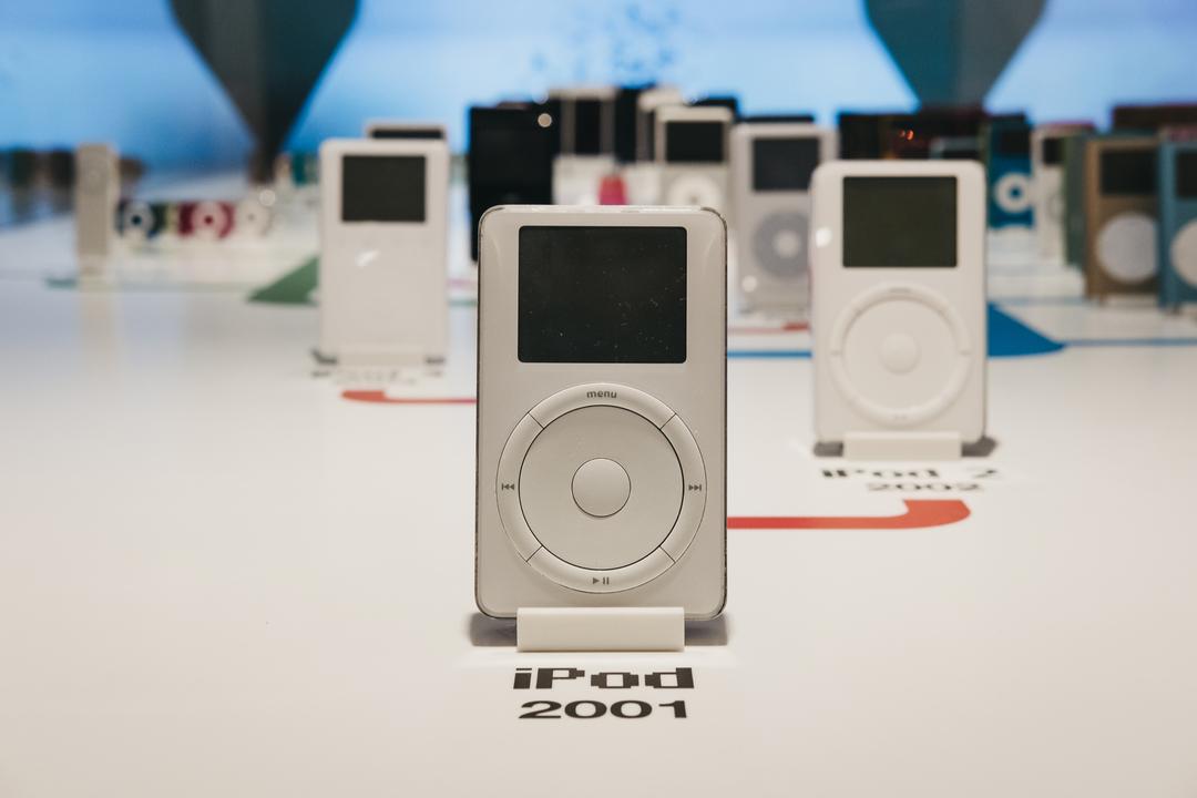 初代iPod、わずか10ヶ月のスピード開発だったみたい