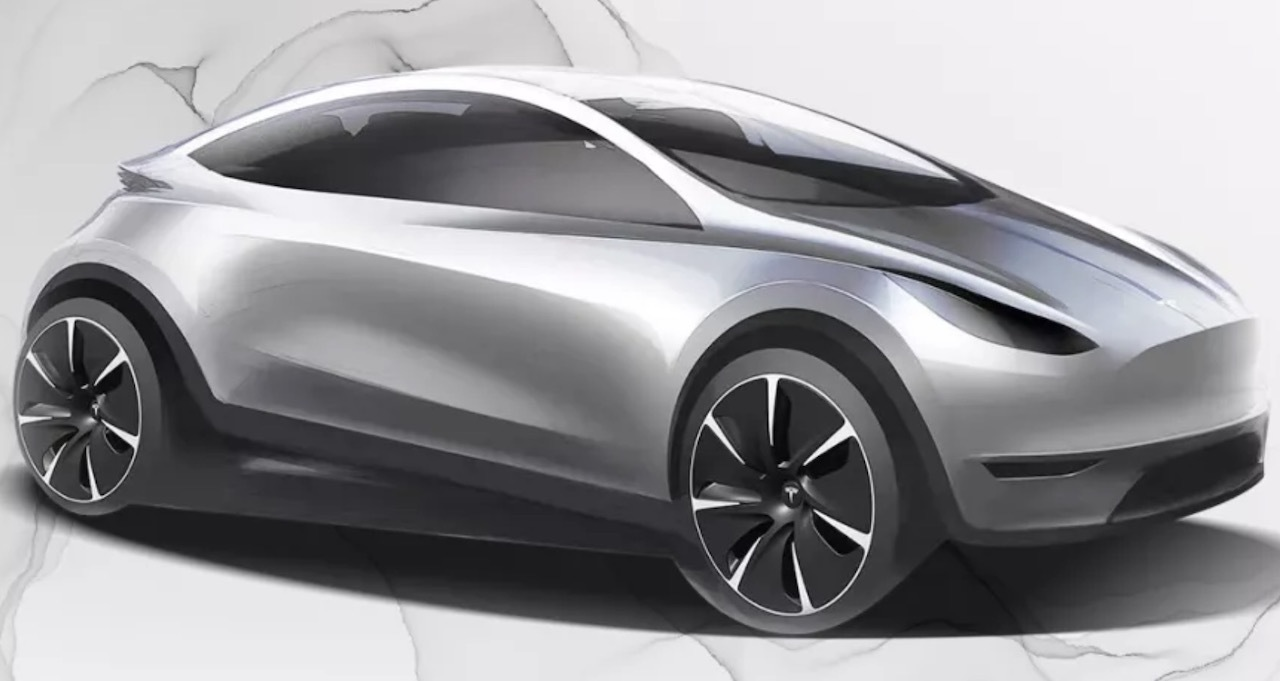 Teslaの小型EVコンセプトは日本の道にも似合いそう