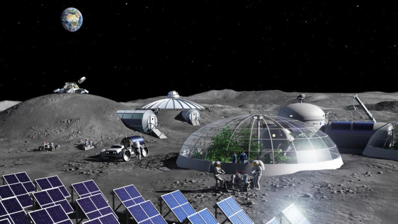 月の砂から酸素が作れるようになったらしいぞ。これで月移住に近づいた!