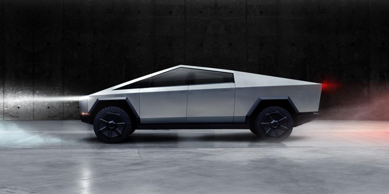 TeslaのCybertruckの製造費用はかなり安い。ライバルの1/7