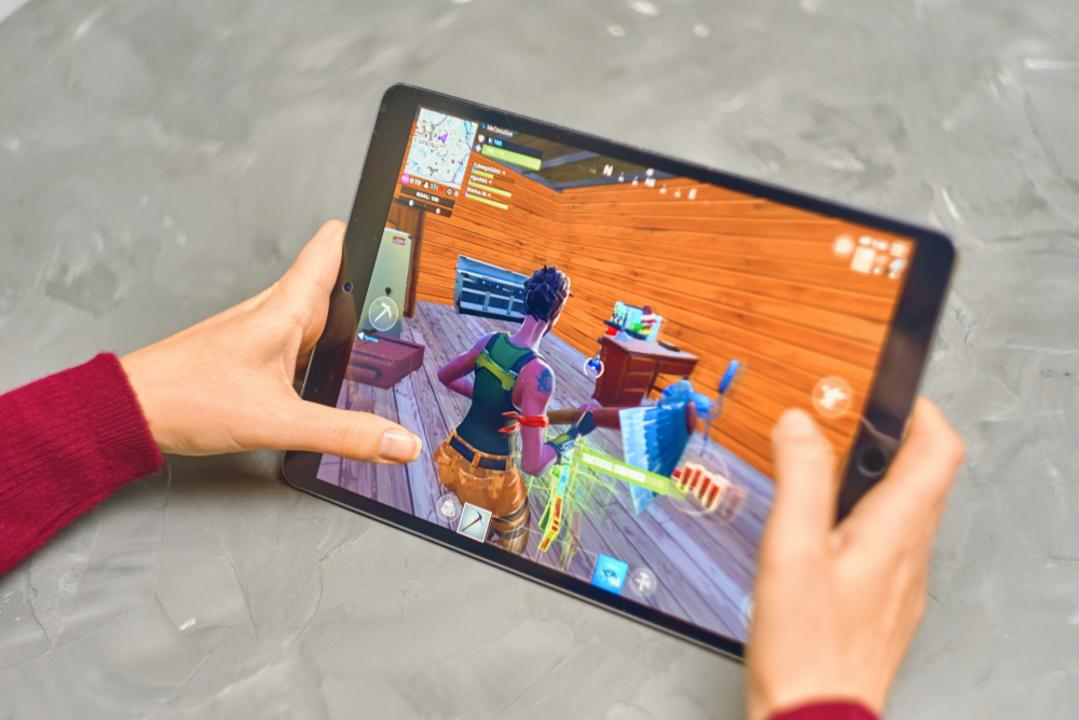 iPad Pro版フォートナイトは120Hzでプレイできる! これでやっと本気出せるぜ