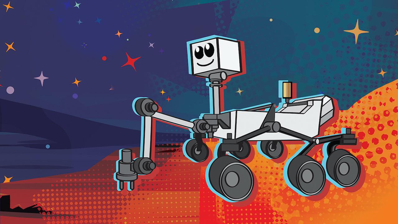 NASAが公募していた新型火星探査車の名前最終候補発表。気に入った名前に投票しよう!
