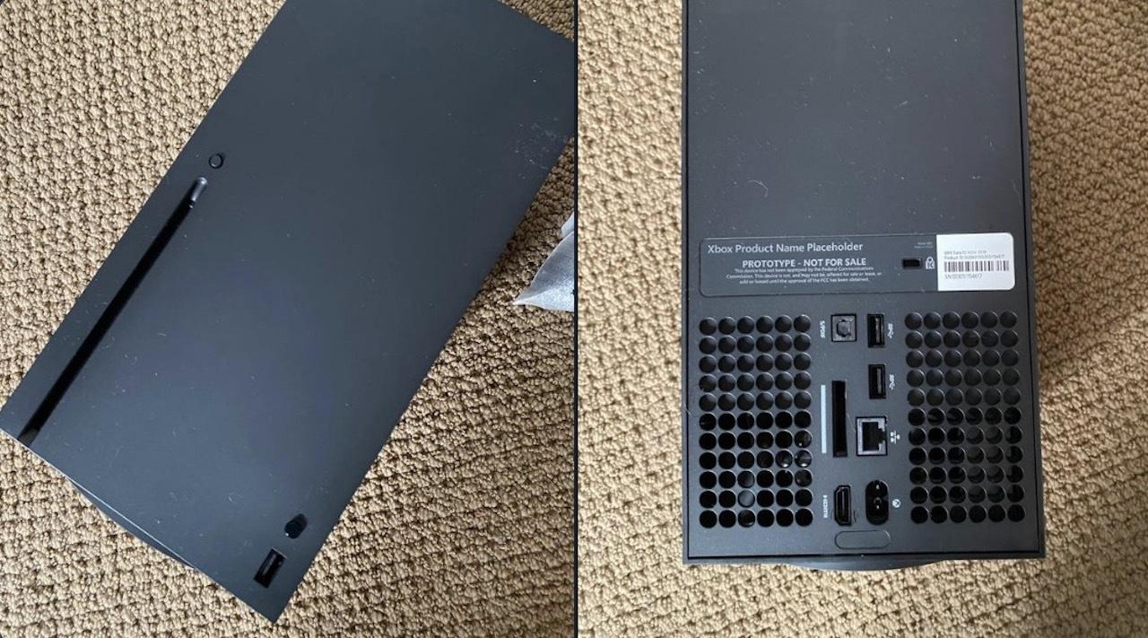 これがXbox Series Xのプロトタイプですか?