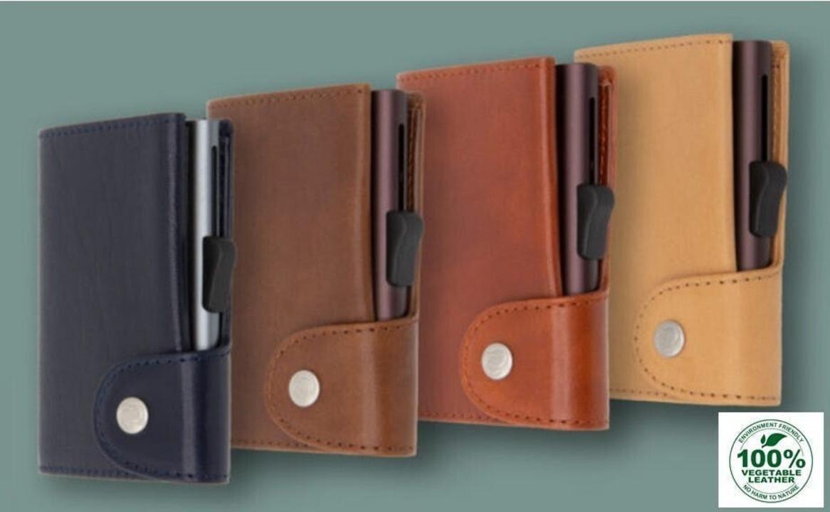 キャッシュレス生活の強い味方!デザインと機能を兼ねそろえた本革財布