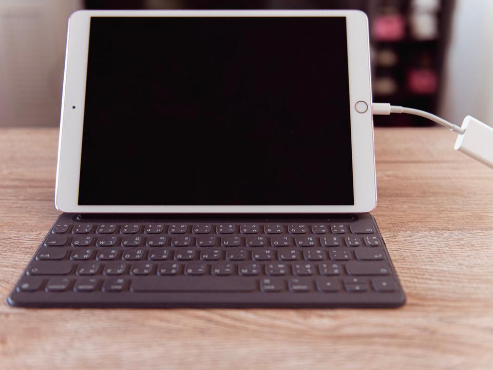 次世代iPad向けキーボードはMacBookなみの打ちやすさになる?