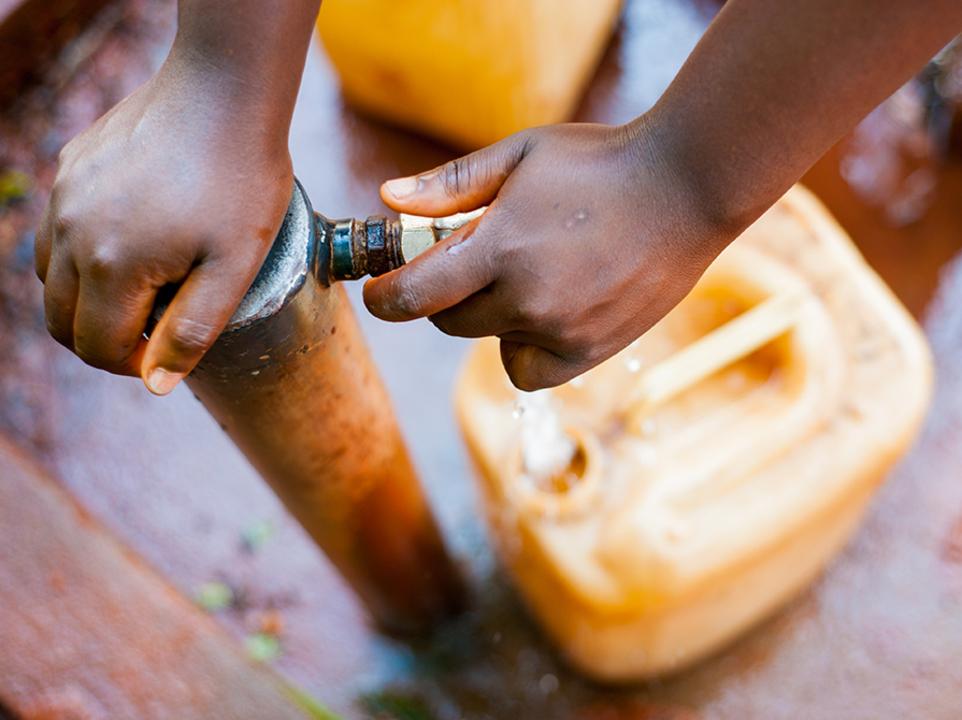 水不足をIoTで救え。IBMがケニアで構築した「プラットフォーム」とは