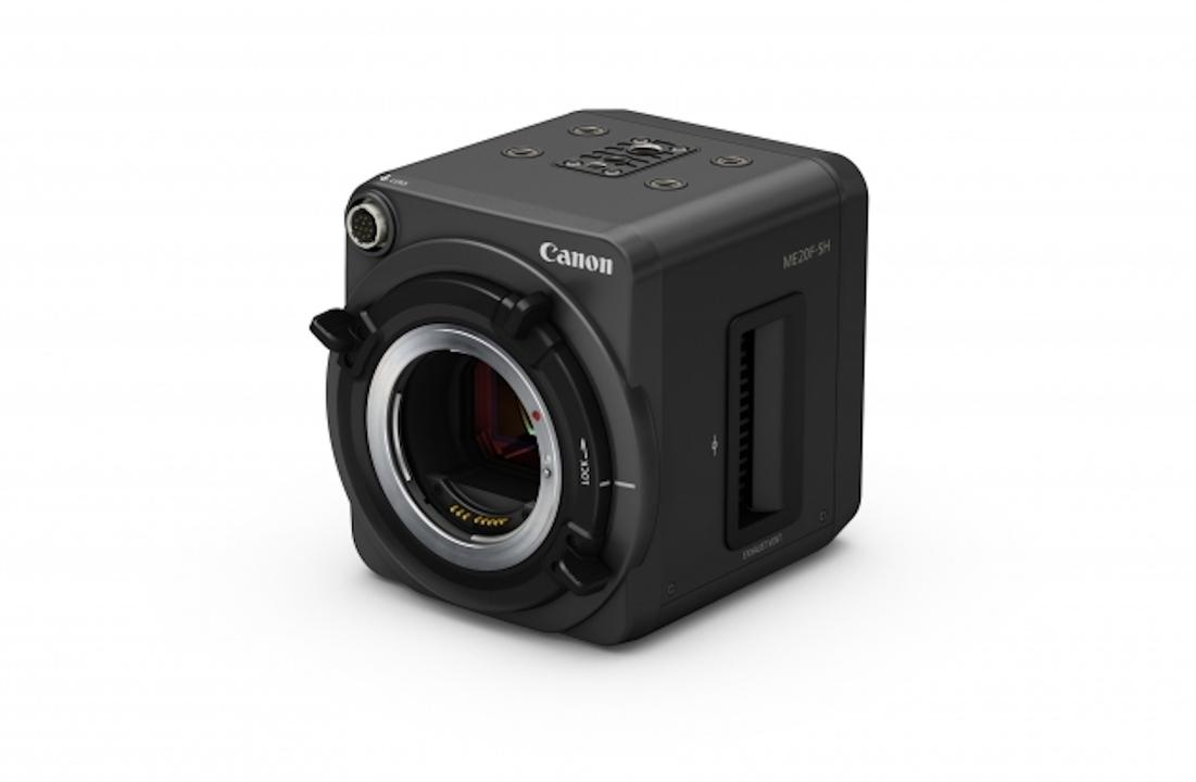 キヤノンの超高感度カメラ、技術系エミー賞を受賞。ISO感度400万だからね!