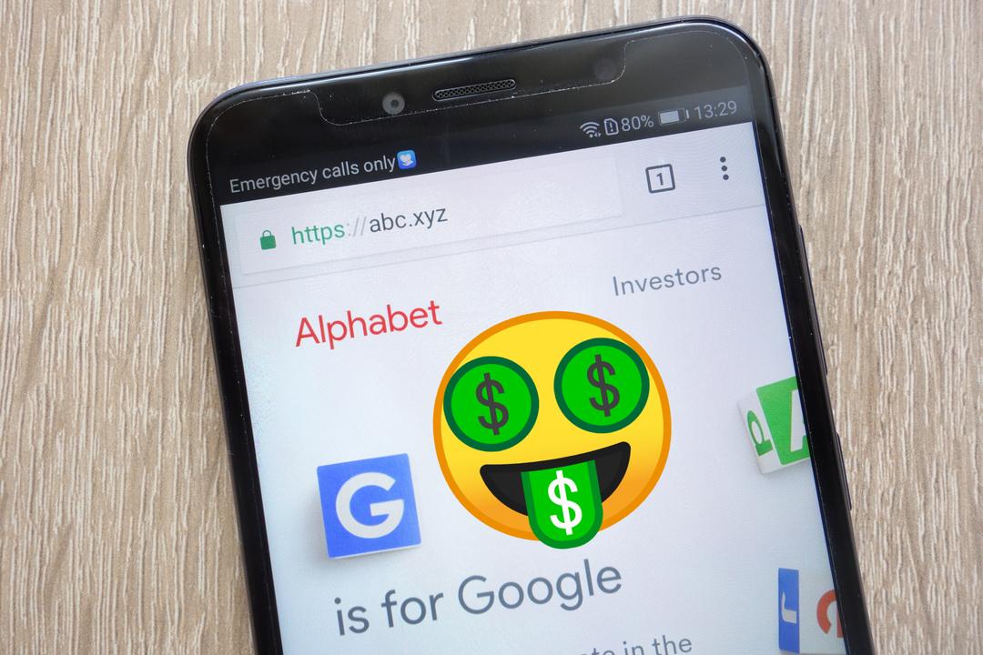 YouTube広告売り上げ、ゆうに1兆円超え。Alphabetの2019年決算報告