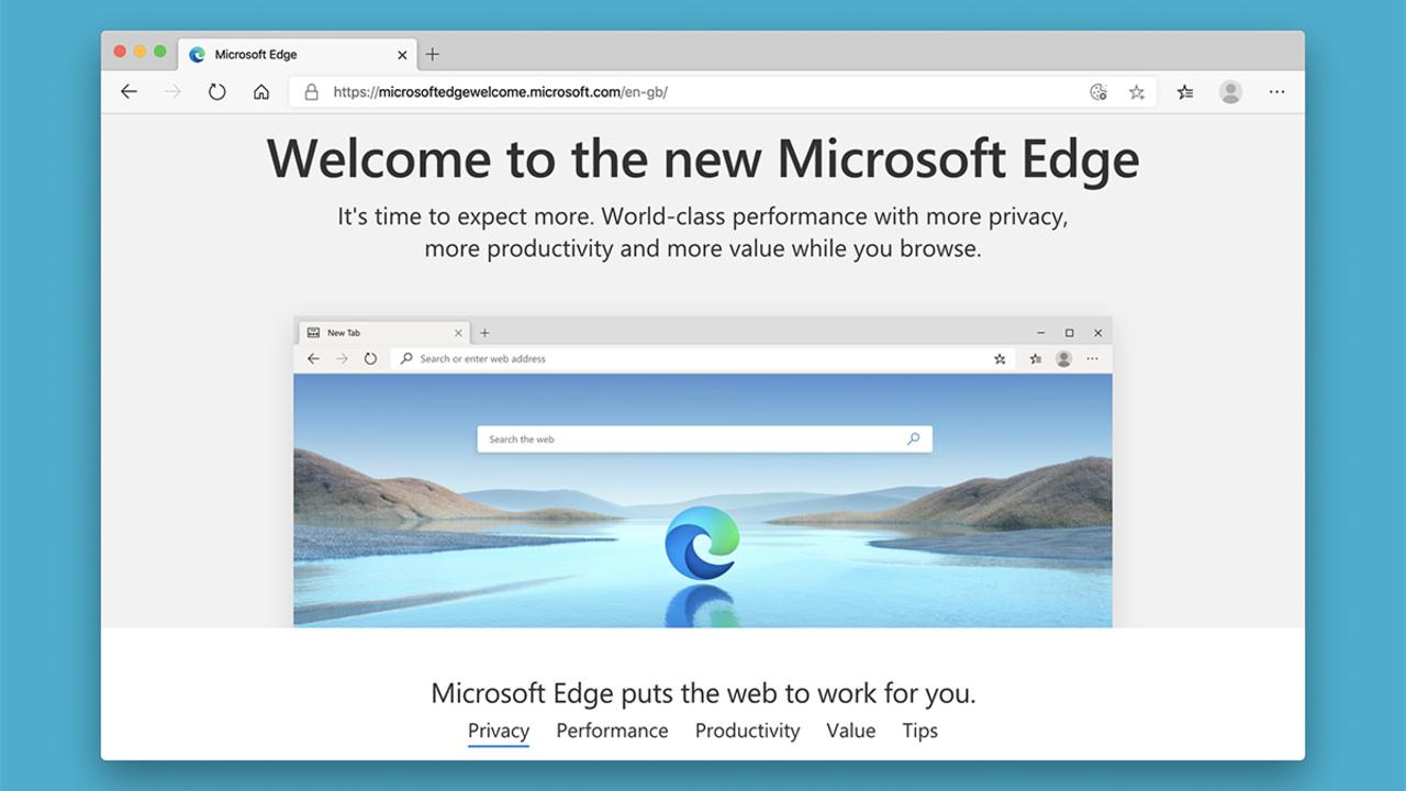 ついに登場、新生Microsoft Edge。このブラウザは使ってみる価値ありですよ!