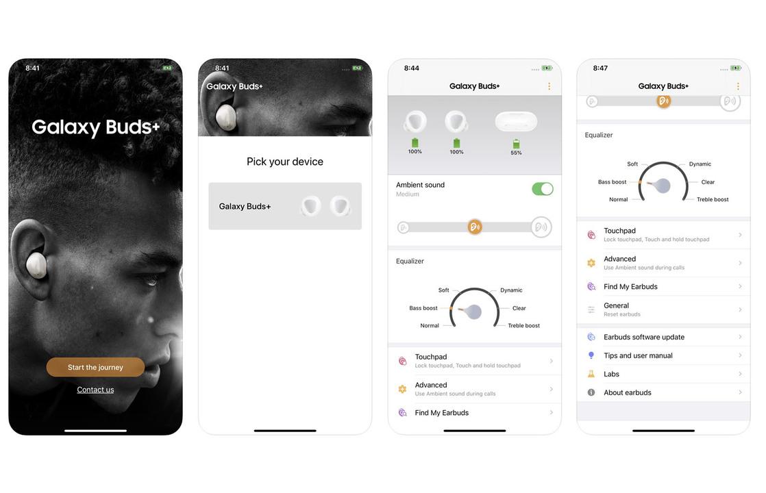 サムスンの未発表ワイヤレスイヤホン「Galaxy Buds+」のアプリが一足早く登場